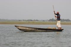 Bangladeshiskt fartyg arkivbild