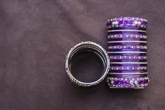 Bangle bracelet Stock Photo