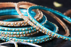Bangle Bracelets Royalty Free Stock Image