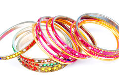 Bangle set Royalty Free Stock Photo