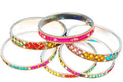 Bangle set Stock Photography