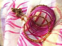 bangles индийские Стоковое фото RF