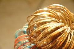 Bangles Royalty Free Stock Photo