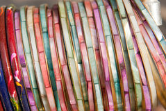 Bangles Stock Photography