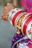 Bangles and bracelets Royalty Free Stock Image