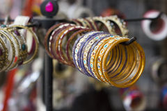 Bangles royalty free stock images