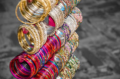 Bangles on sale Royalty Free Stock Images