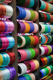 Bangles for Sale in India Stock Photo