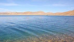 Bangong-lake stock video footage