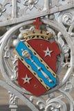 Bangor city coat of arms. Stock Photography