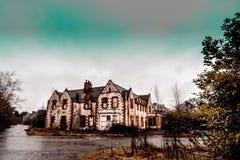 Bangour wioski szpital zdjęcie royalty free