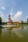 bangpa宫殿 免版税库存图片