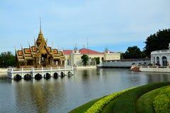 Bangpa-Em Royal Palace Imagem de Stock