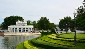 Bangpa-Em Royal Palace Imagens de Stock