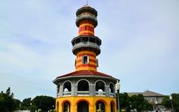 Bangpa-en Royal Palace Fotos de archivo