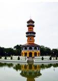 Bangpa-en Royal Palace Fotografía de archivo