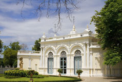 Bangpa-in palace Royalty Free Stock Photo
