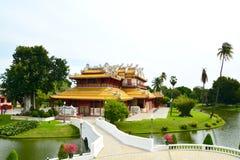 Bangpa-In Royal Palace Fotografie Stock