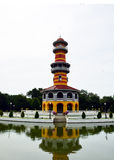 Bangpa-In Royal Palace Stock Photography