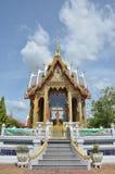 Bangpai tempel Nontaburi Thailand Fotografering för Bildbyråer