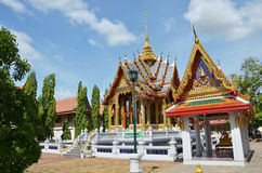 Bangpai Temple Nontaburi Thailand Stock Photo