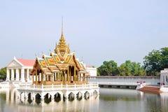 bangpain pałac pawilon tajlandzki Zdjęcia Stock
