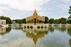 Bangpain Palast Thailand Lizenzfreie Stockbilder
