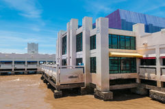 Bangpu Recreation Center. QM Bangpu Recreation Center Royal Thai Army in Thailand Stock Images