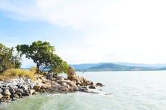 Bangrak plaża, Samui, Tajlandia Zdjęcie Royalty Free