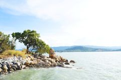 Bangrak-Strand, Samui, Thailand Lizenzfreies Stockfoto