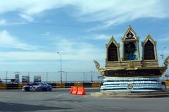 Bangsaen Thailand Drehzahl-Festival 2012 Stockfotografie
