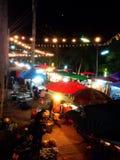 Bangsarey Seafood Festival. Bangsarey Pattaya Chonburi Royalty Free Stock Photography