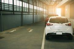 BANGSEAN 18 DE AGOSTO TAILANDÉS, producto Mazda de la marca de la acción del coche tal como mazda2 mazda3 todo el nuevo en existe fotos de archivo libres de regalías