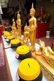 BANGUECOQUE, - 10 DE FEVEREIRO: Ano novo chinês 2013 - celebrações dentro Imagem de Stock Royalty Free