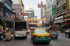 Banguecoque Chinatown fotografia de stock royalty free