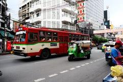 Banguecoque Chinatown Foto de Stock