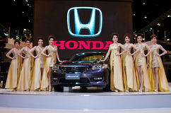 O carro de Honda Accord Fotografia de Stock Royalty Free