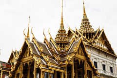 Banguecoque Royal Palace Imagem de Stock Royalty Free