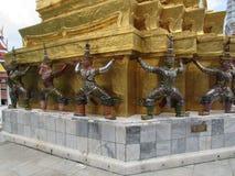 Banguecoque Royal Palace em Tailândia Fotografia de Stock Royalty Free