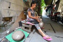 Banguecoque, Tailândia Imagens de Stock