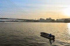 Banguecoque, Tailândia 20 de dezembro de 2015: Autoridade do turismo de Tailândia fotos de stock royalty free