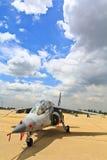 BANGUECOQUE, TAILÂNDIA - 2 DE JULHO: Mostras dos aviões Imagem de Stock