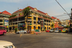 Banguecoque, Tailândia - 2 de março de 2017: Siam Shopping Plaza idoso, Fotografia de Stock