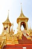 Banguecoque, Tailândia - 4 de novembro de 2017; A arquitetura em torno de t foto de stock royalty free