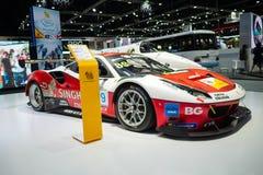Banguecoque, Tailândia - 30 de novembro de 2018: Carro e acessório na EXPO internacional 2018 do MOTOR da expo 2018 do motor de T imagem de stock