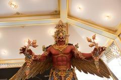 Banguecoque, Tailândia - 4 de novembro de 2017: O crematório real do rei imagens de stock