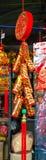 BANGUECOQUE, TAILÂNDIA - FEVEREIRO 8,2017: Ano novo chinês auspicioso Fotos de Stock