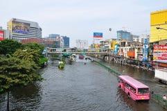 BANGUECOQUE, TAILÂNDIA - NOVEMBRO 05 Imagens de Stock