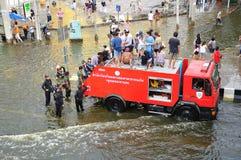 BANGUECOQUE, TAILÂNDIA - NOVEMBRO 05 Foto de Stock Royalty Free