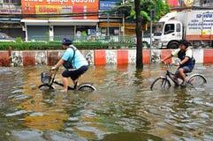 BANGUECOQUE, TAILÂNDIA - NOVEMBRO 05 Fotografia de Stock